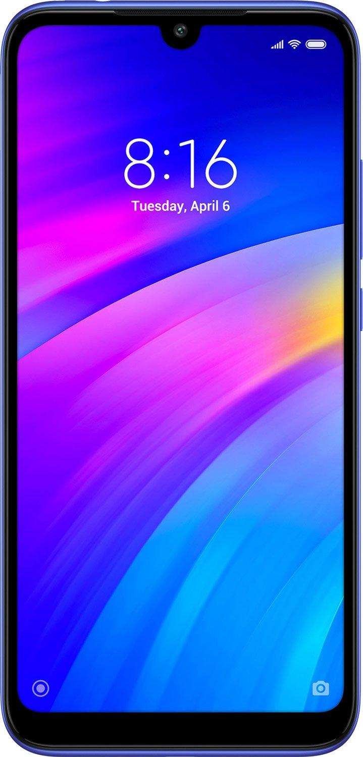 Смартфон Xiaomi Redmi 7 3/32Gb Blue: Фото 2