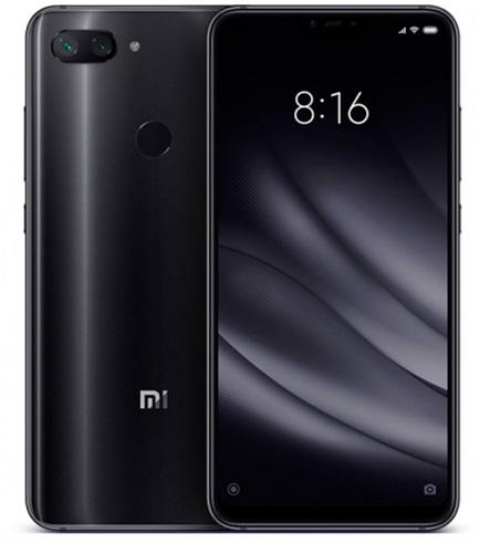 Смартфон Xiaomi Mi 8 Lite 128Gb Midnight Black: Фото 1