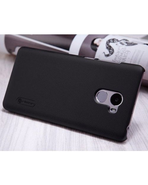 Чехол-бампер Back Case Xiaomi Redmi 4 (Black): Фото 3