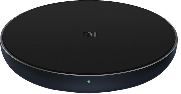 Беспроводное ЗУ Xiaomi Mi Wireless Charging Pad: Фото 1
