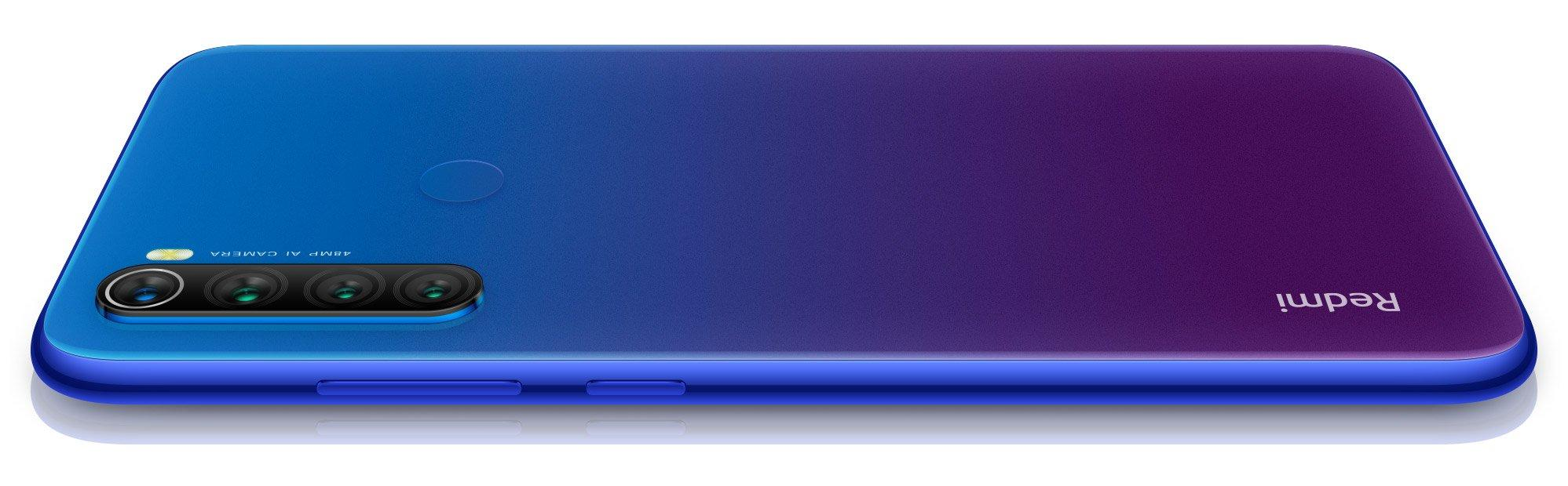 Смартфон Xiaomi Redmi Note 8T 4/128Gb Blue: Фото 8