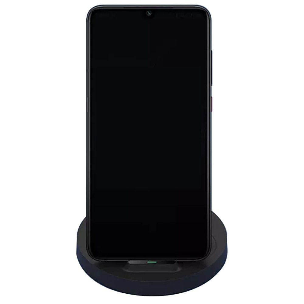 Беспроводное ЗУ Xiaomi Mi 20W Wireless Charging Stand Black (GDS4145GL): Фото 4