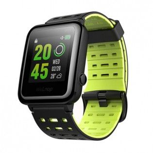 Умные часы WeLoop Hey 3S GPS Smartwatch Green