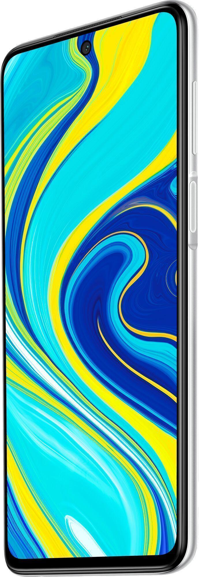 Смартфон Xiaomi Redmi Note 9S 6/128Gb White: Фото 4