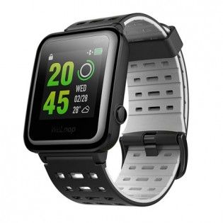 Умные часы WeLoop Hey 3S GPS Smartwatch Grey