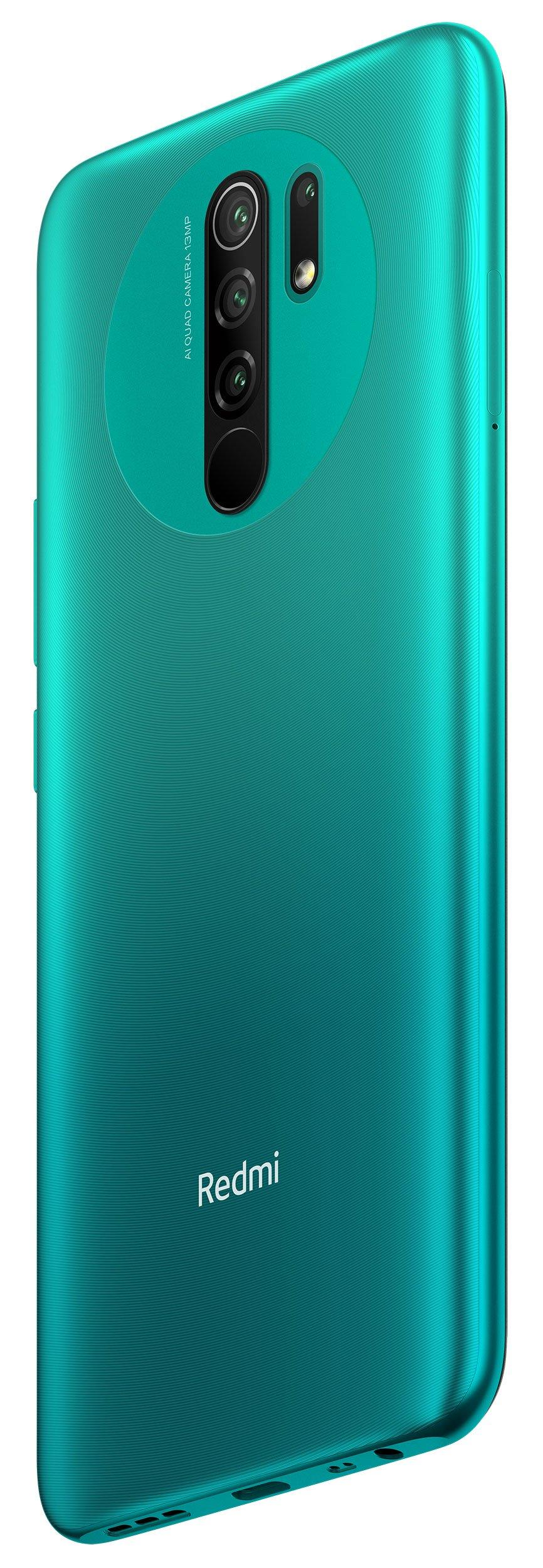 Смартфон Xiaomi Redmi 9 4/64Gb Green: Фото 6