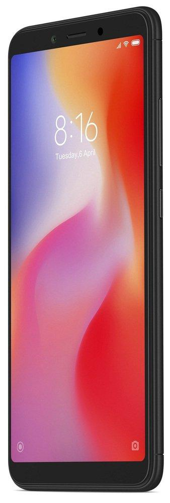 Смартфон Xiaomi Redmi 6 4+64Gb Black: Фото 6