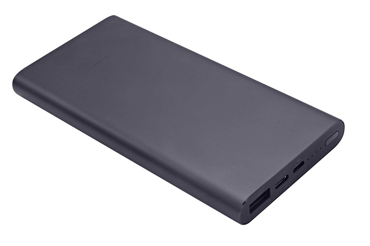 Power Bank Xiaomi 3 10000 mAh Black: Фото 7