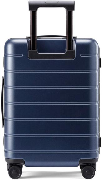 "Чемодан Xiaomi 90FUN Lightweight Frame Luggage 24"" Blue: Фото 2"