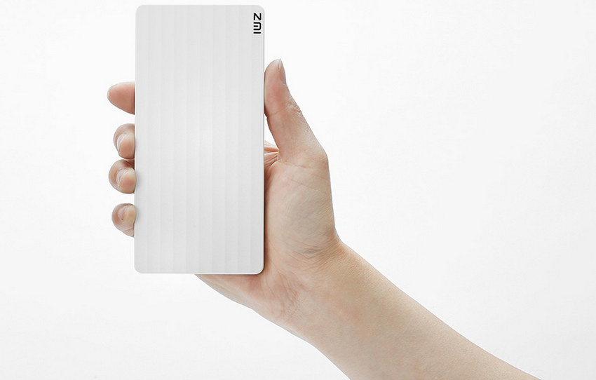 Xiaomi ZMI Power bank 10000 mAh White_12.png