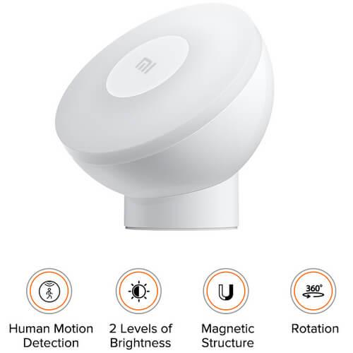 Светильник Mi Motion-Activated Night Light 2