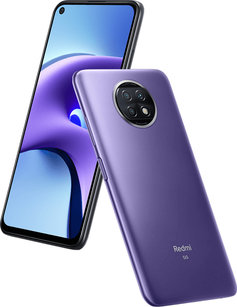 Смартфон Xiaomi Redmi Note 9T