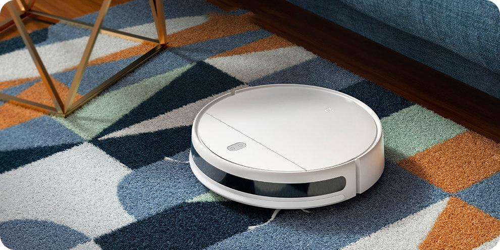 Робот-пылесос Xiaomi Mi Robot Vacuum-Mop G1 Essential
