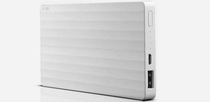 Xiaomi ZMI Power bank 10000 mAh White_14.png