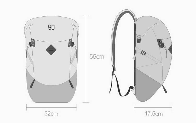 90 Points Hike Basic Outdoor Backpack_7.jpg