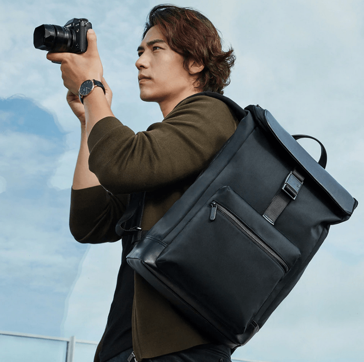 Рюкзак Xiaomi NINETYGO Manhattan Urban Casual Backpack