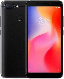 Смартфон Xiaomi Redmi 6 4+64Gb Black