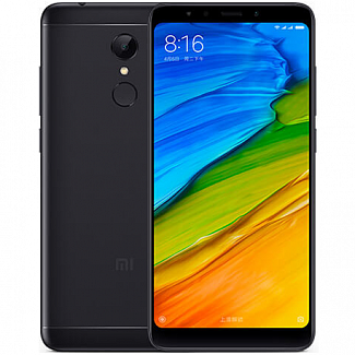 Смартфон Xiaomi Redmi 5 16Gb Black