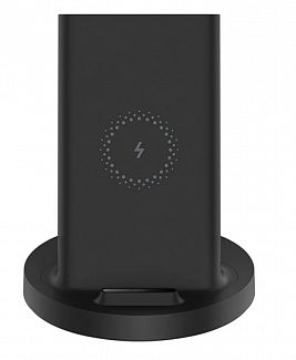 Беспроводное ЗУ Xiaomi Mi 20W Wireless Charging Stand Black (GDS4145GL)