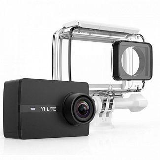 Экшн-камера Xiaomi YI Lite Action Camera Black with Waterproof Case