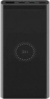 Power Bank Xiaomi ZMI 10000 mAh Wireless Black